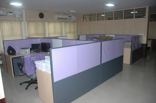 New Office Room of ITAT, Bangalore Benches.